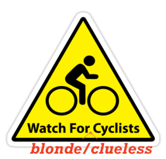 blondecluelesscyclists