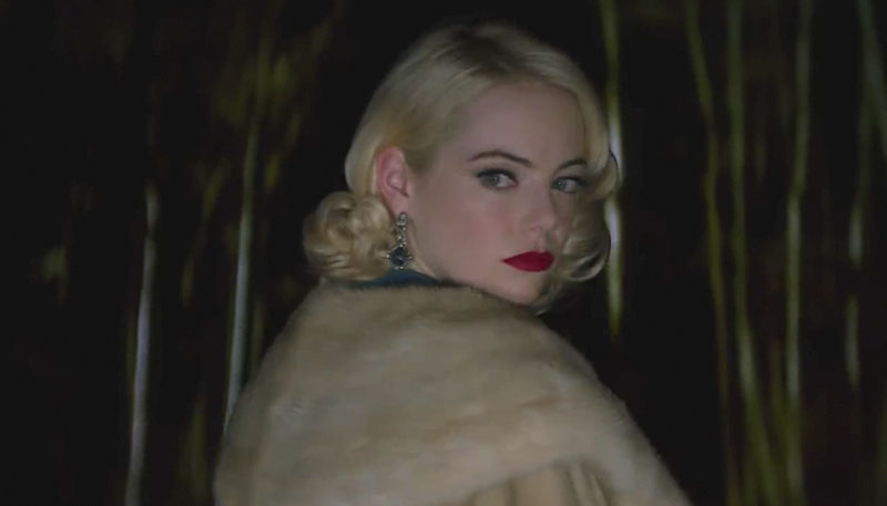 maniac emma stone hollywood glam